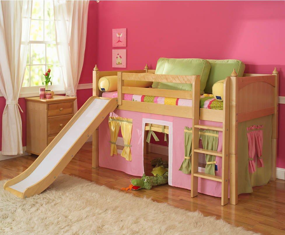 Inspirasi Kamar Tidur Anak Perempuan Warna Pink Dengan Berbagai Tema Waterbasecoating Com