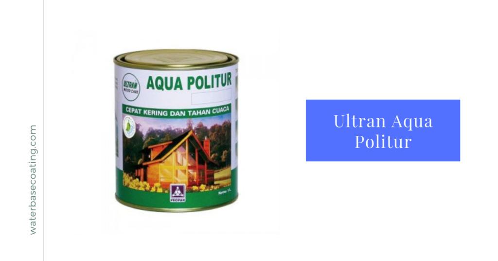 merk produk cat plitur dan cat duco - AQUA POLITUR